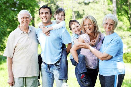 Gia đình và bạn bè 1