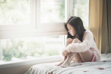 Những dấu hiệu bệnh trầm cảm ở trẻ em