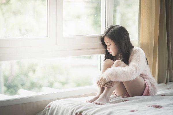 Những dấu hiệu bệnh trầm cảm ở trẻ em 1