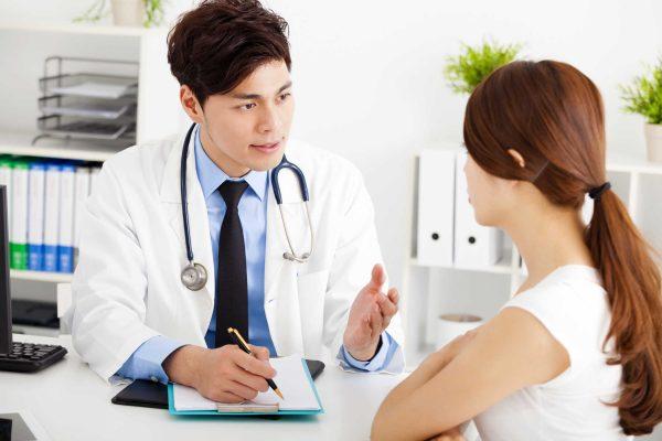 Khi nào cần thăm khám và điều trị bởi bác sĩ? 1