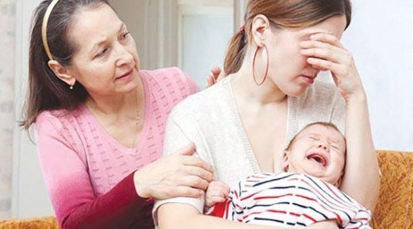 Sau sinh nếu có triệu chứng này hãy nghĩ đến trầm cảm