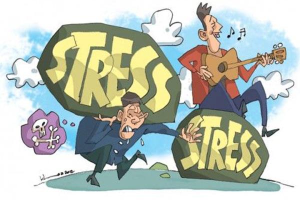 Căng thẳng, stress khiến cơ thể mệt mỏi đau nhức 1