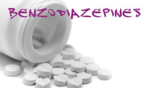 Benzodiazepine 1