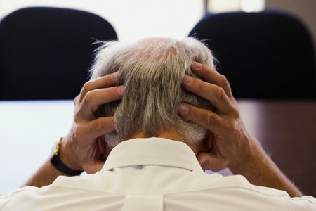 Trầm cảm người già thường không được chú ý 1