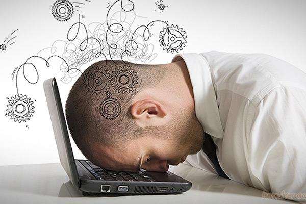 Căng thẳng, mệt mỏi - Mối nguy hại cho sức khỏe 1