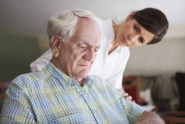 Điều trị trầm cảm cho người cao tuổi 1