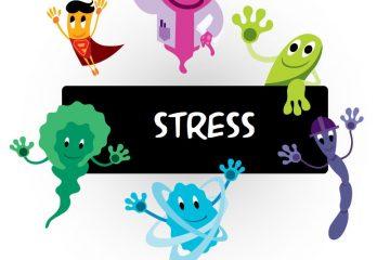 Stress có liên quan tới hệ khuẩn chí đường ruột