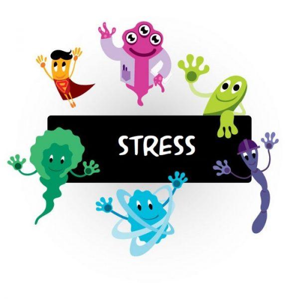 Stress có liên quan tới hệ khuẩn chí đường ruột 1