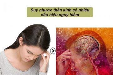 Suy nhược thần kinh là gì? Nguyên nhân và điều trị