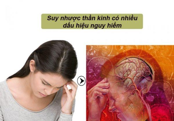 Những triệu chứng của suy nhược thần kinh 1