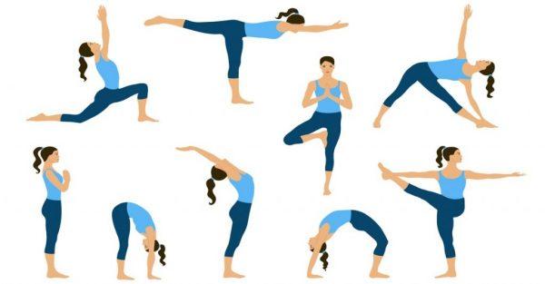 Yoga giúp giảm stress căng thẳng hiệu quả 1