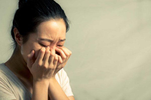 stress sau sinh những dấu hiêu