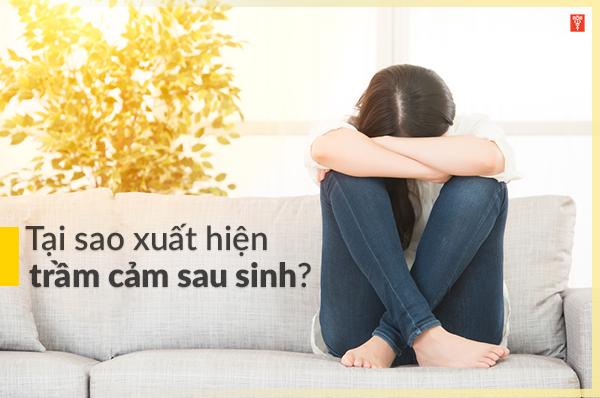 Tại sao phụ nữ sau sinh thường dễ mắc trầm cảm 1