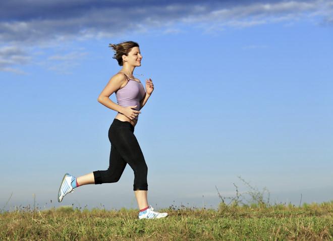 4. Tập thể dục thường xuyên 1
