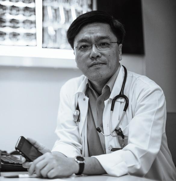 BS Lê Đình Phương, Chuyên khoa Nội tổng quát, Trưởng phòng khám FV